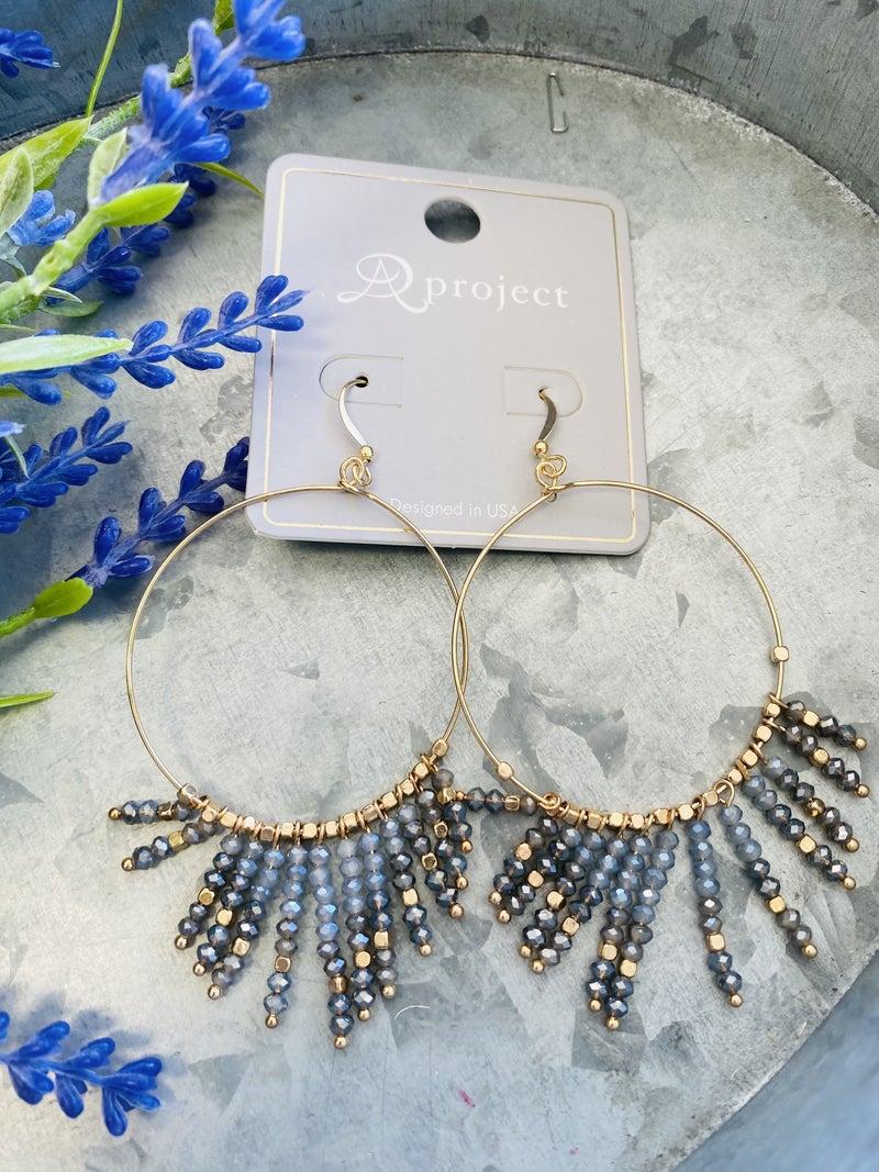 Styling Is Key Earrings~ 2 Colors