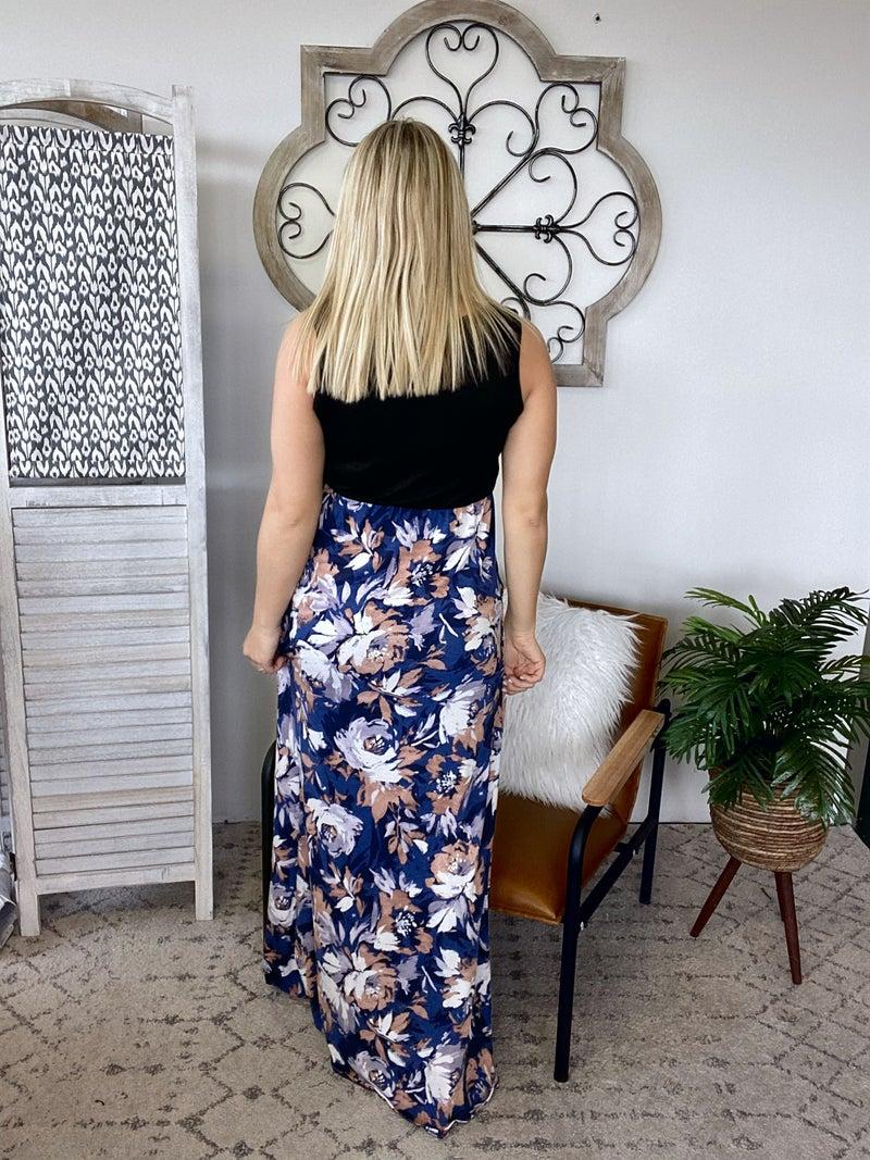 Not Your Fault Floral Dress