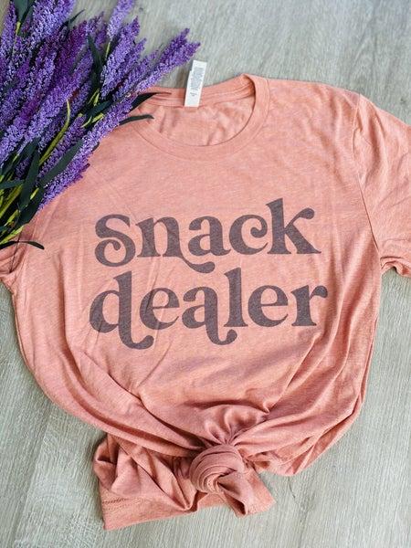 Snack Dealer Graphic Tee