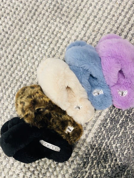 Corky Slumber Slippers~ 5 Colors
