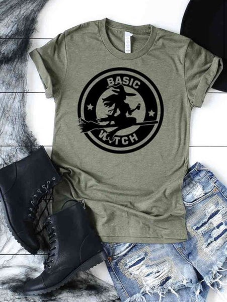 Basic Witch Tee