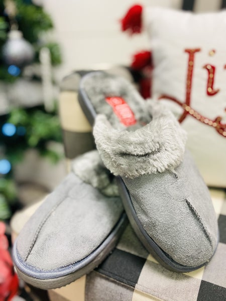 Get Them For Your Man Slippers ~ 3 Slippers
