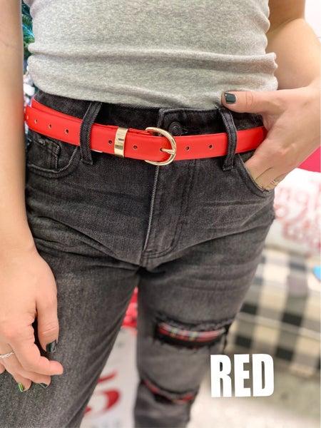 Keep It Classy Belts~ 5 Colors