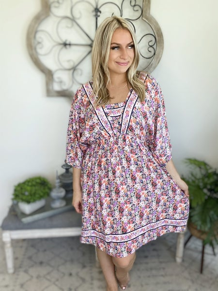 Floral Pretty Perfect Dress