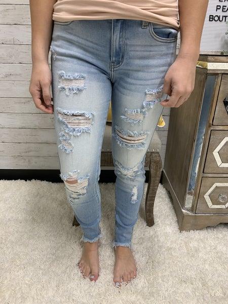 Follow My Lead KanCan Jeans