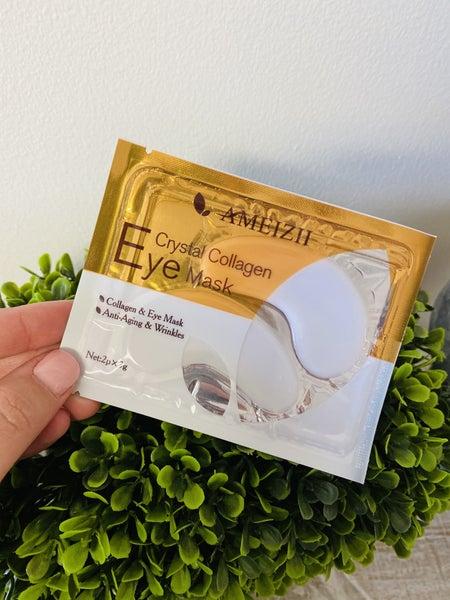 Crystal Collagen Eye Mask ~ White *Final Sale*