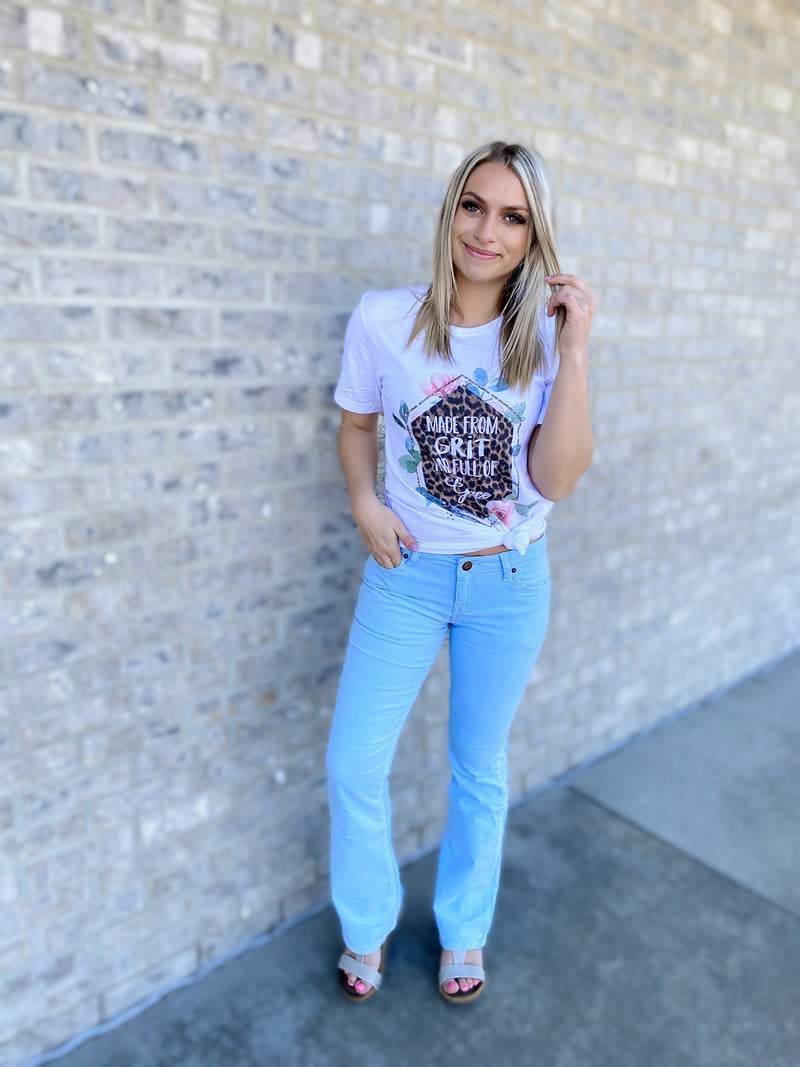 The Brianne Jeans - Blue