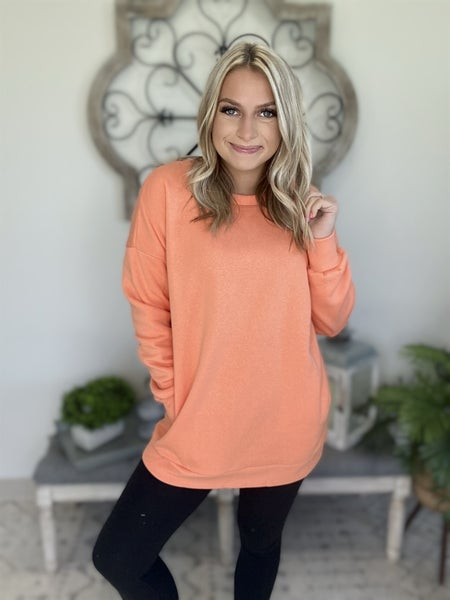 On The Rise Crewneck~ 2 Colors