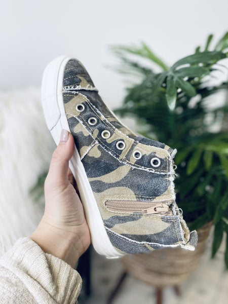 Gypsy Jazz Grayson Camo Shoes