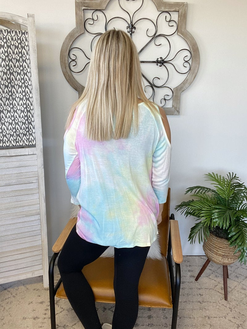 Light Chill Top - Pink