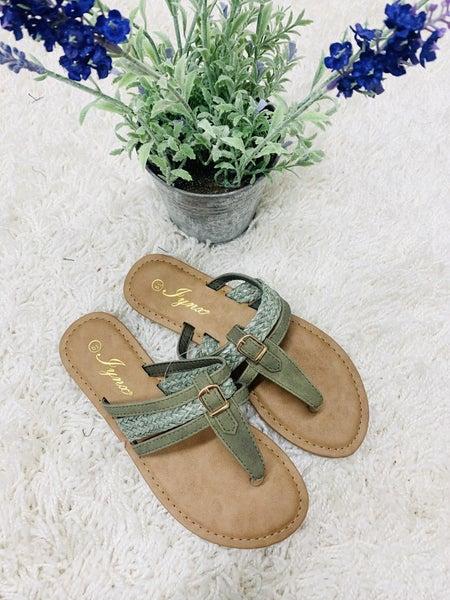 The  Gabby Sandal