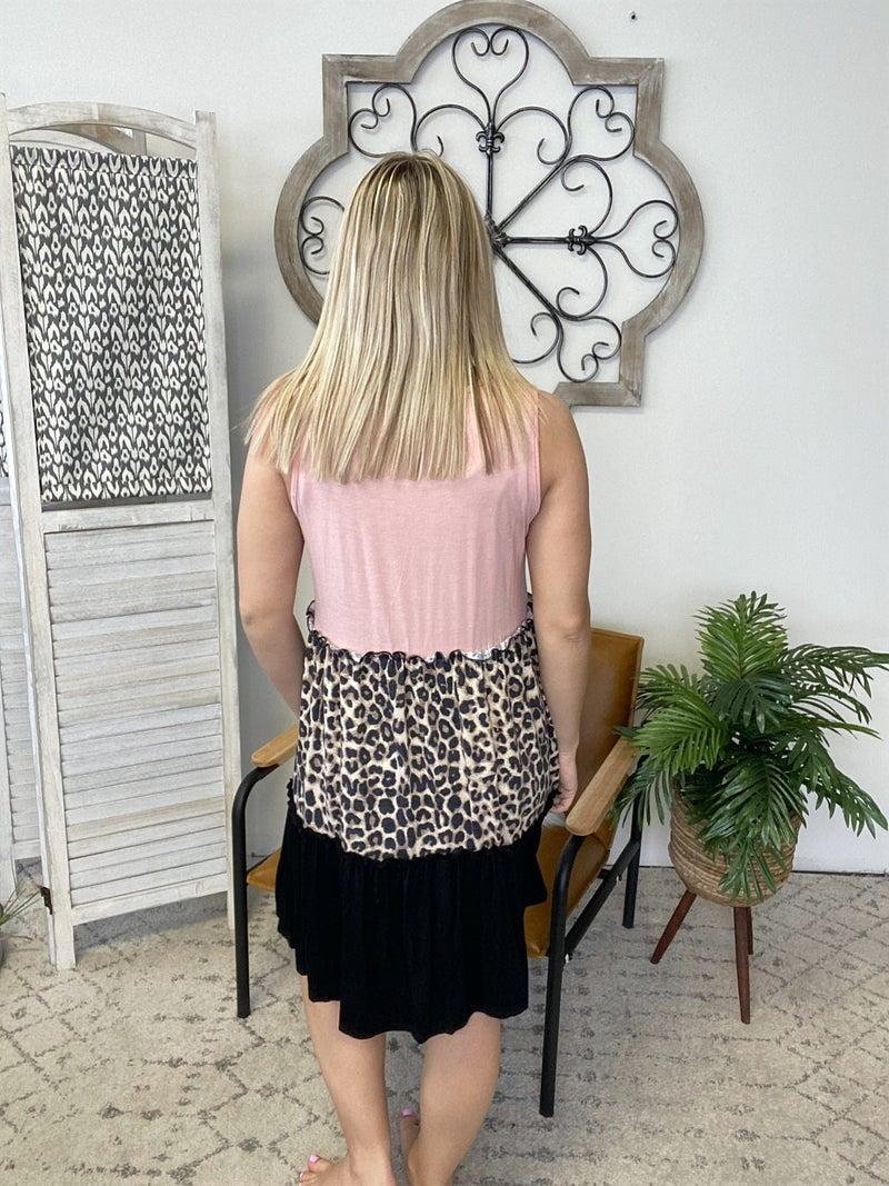 Cheetahlicious Dress