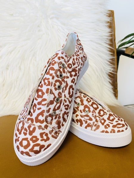 Wild Leopard Sneakers