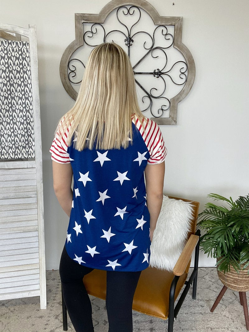 Fourth Of July Top