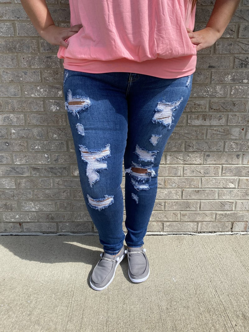 The No Boundaries Jeans