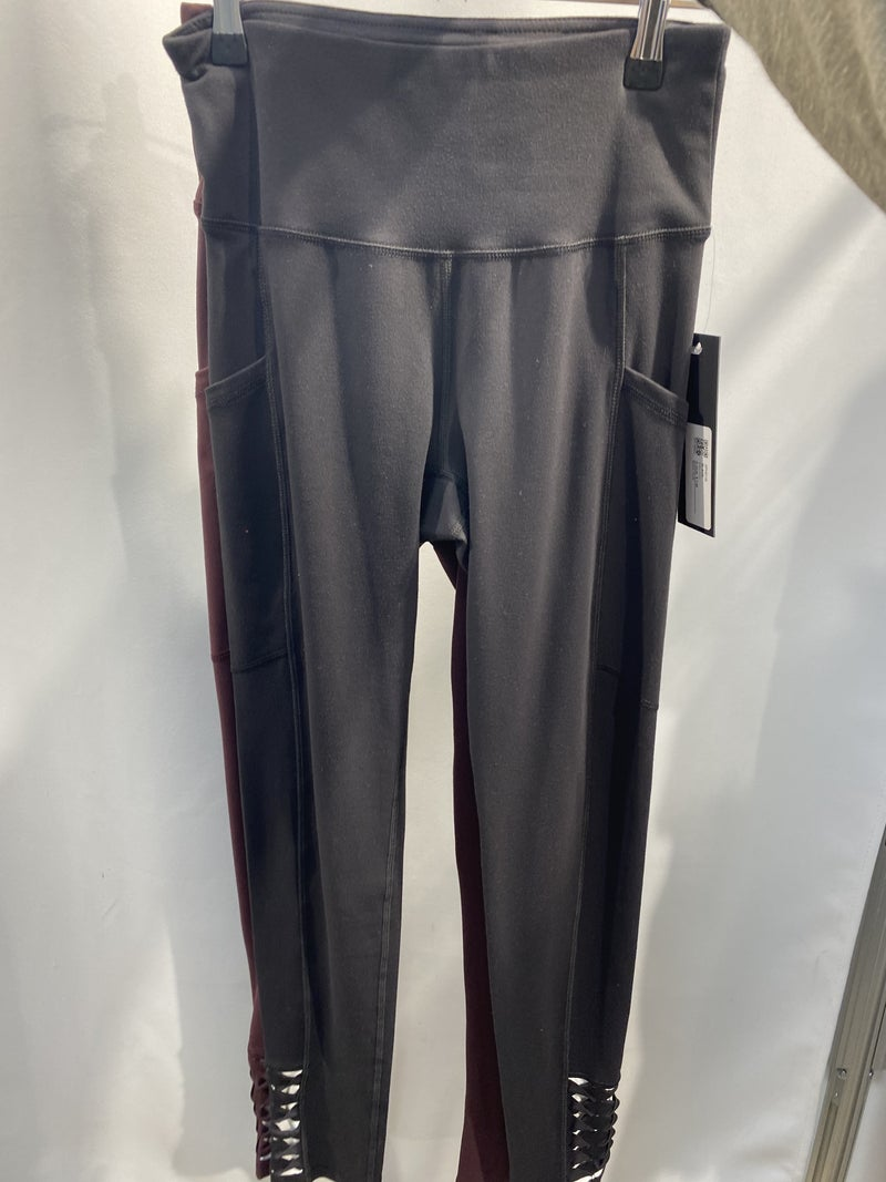 Athletic Leggings With Pockets~2 Colors