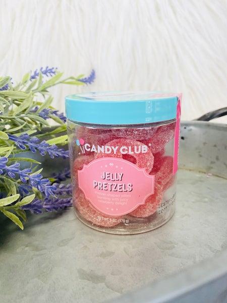 Jelly Pretzels