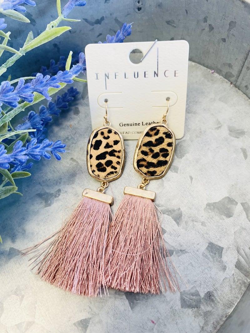 Style It Leopard Earrings