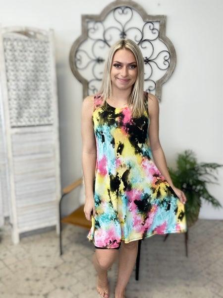 Colorful Cutie Dress