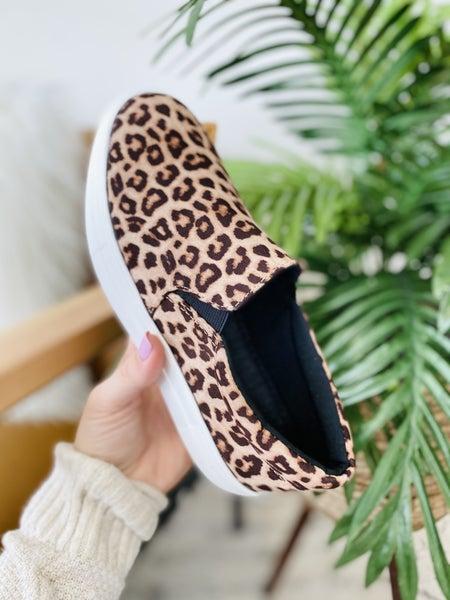 The Jamie Leopard Sneaker