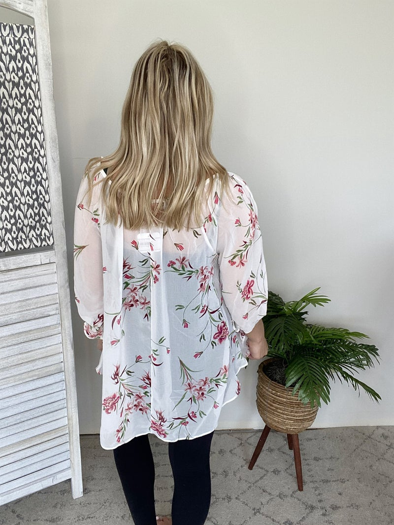Be The Flower Girl Top