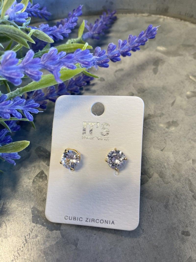 The Faith Fancy Earrings