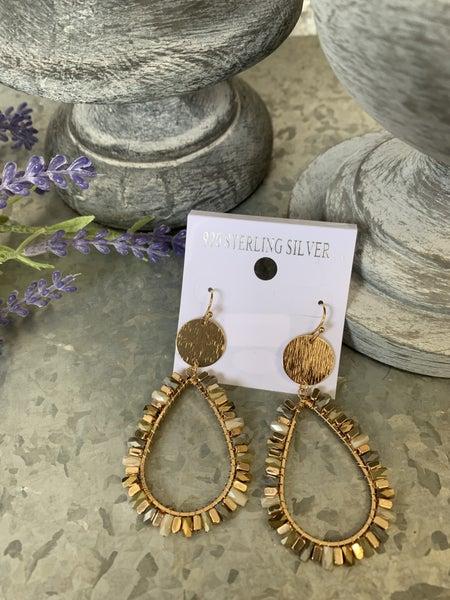 Ava Capri- Dangly What's Good Earrings