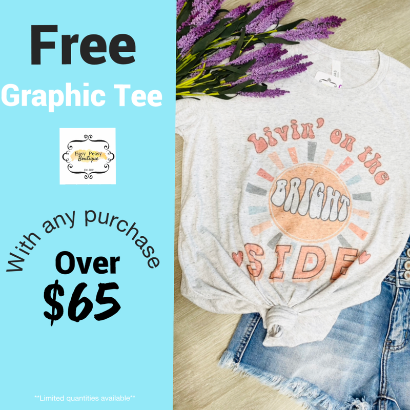 Free Graphic Promo~ MUST SPEND OVER $65