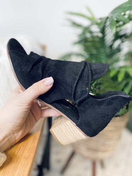 Gypsy Jazz Sillian Black Shoes