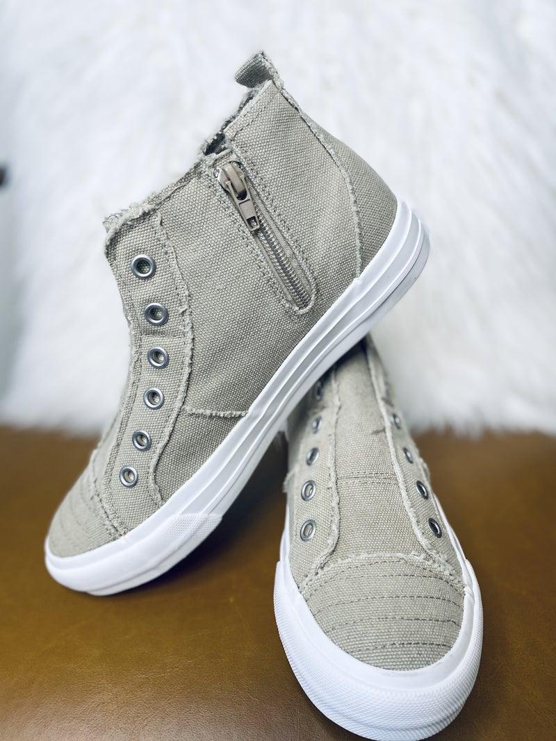 Gypsy Jazz Grayson Beige Shoes