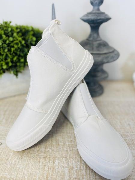 Very G Frankie White Sneakers