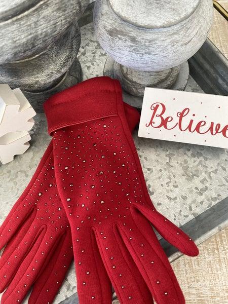 Sparkle Gloves ~ 2 Colors