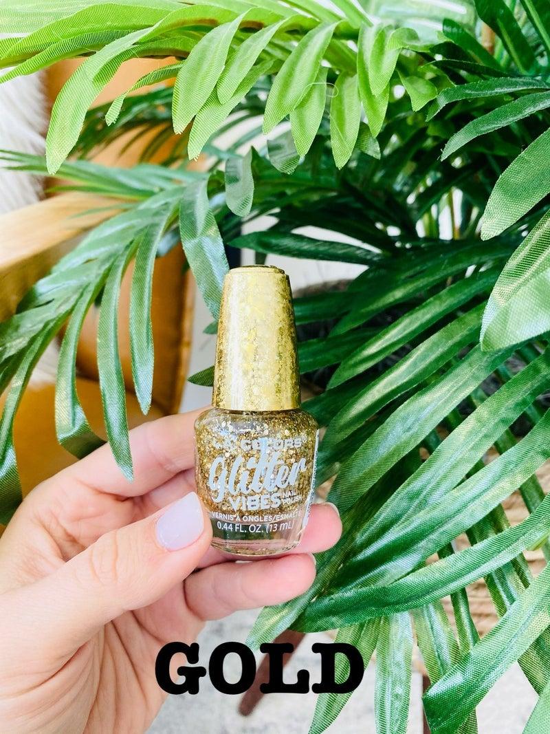 Glitter Vibes Nail Polish