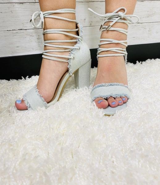 The Emilia Open Toe Sandal