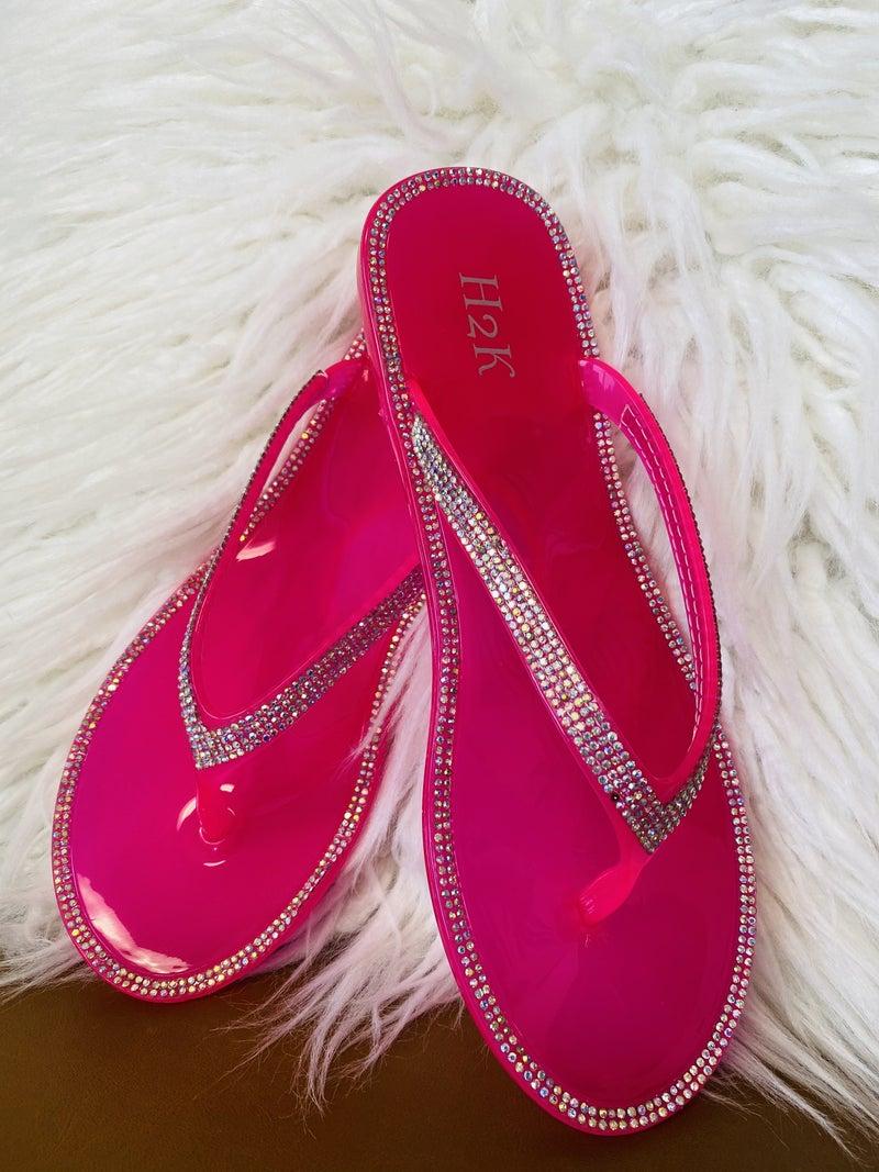 The Jealous Neon Sandals~ 5 Colors