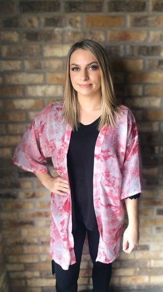 Your Blushin' Kimono