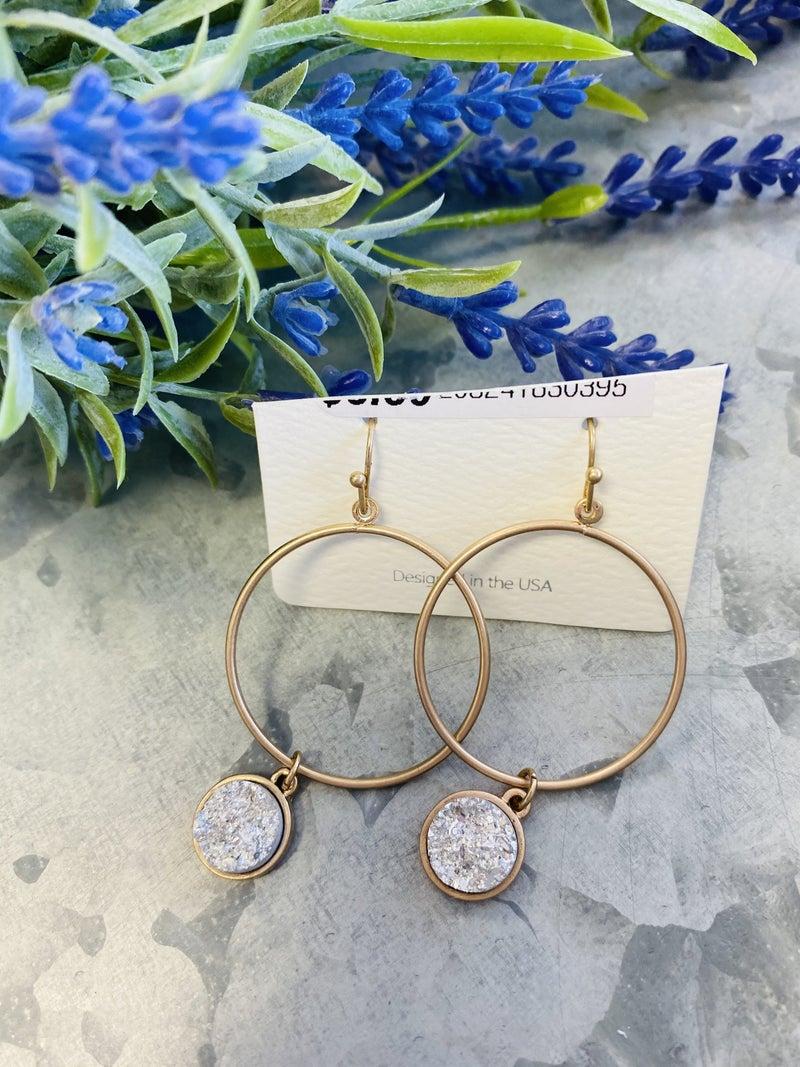 The Stella Earrings~ 2 Colors