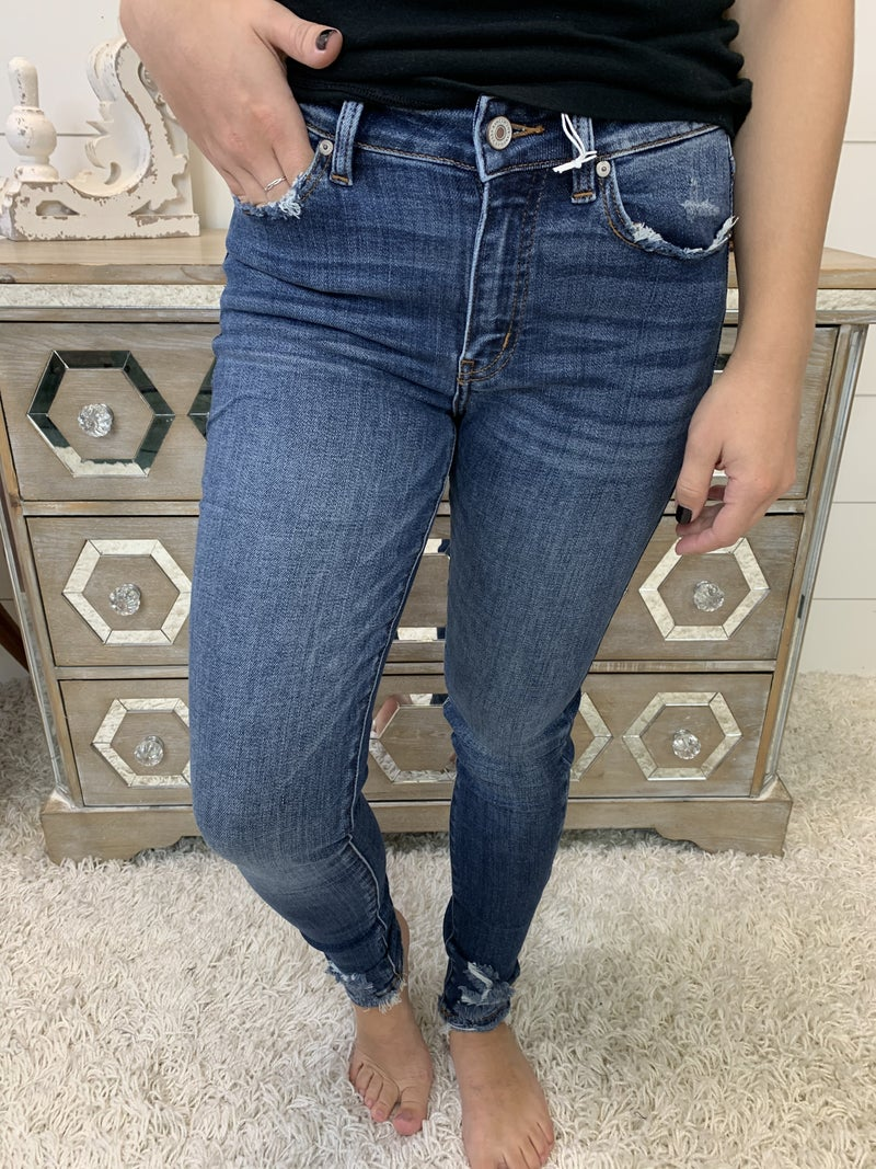 Kancan Sweet With A Tad Of Sass Jeans