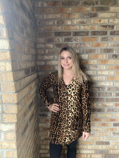 Mix It Up Cheetah Cardigan