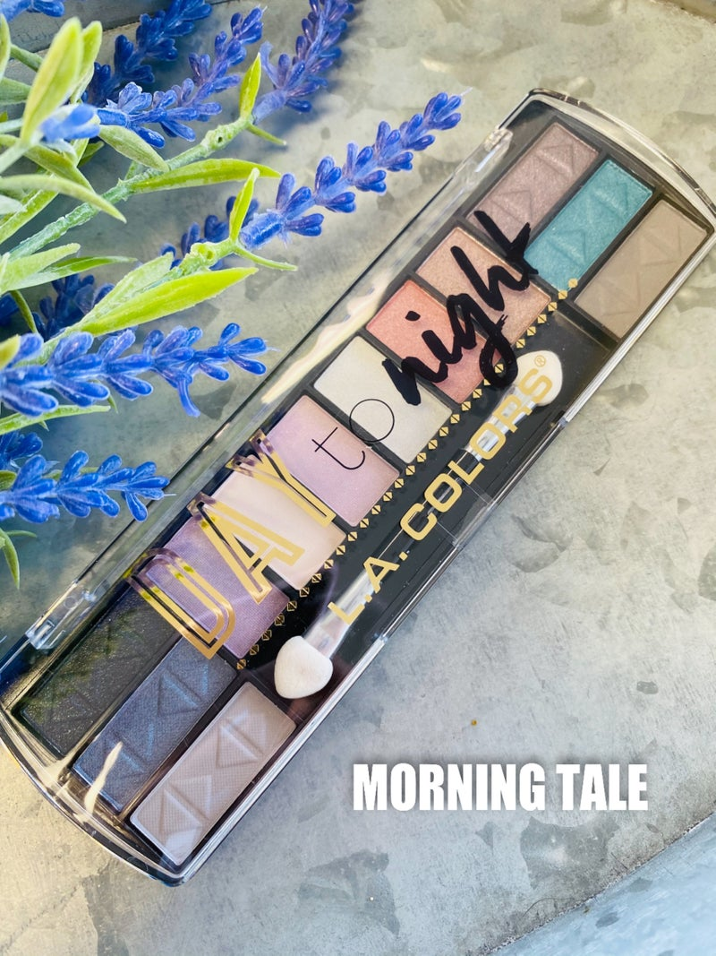 Day to Night Eye Shadow Pallet - 12 Palette