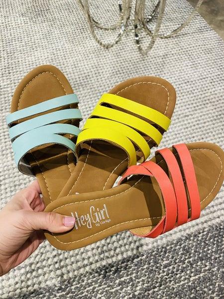 Corky Bikini Sandal~ 3 Colors