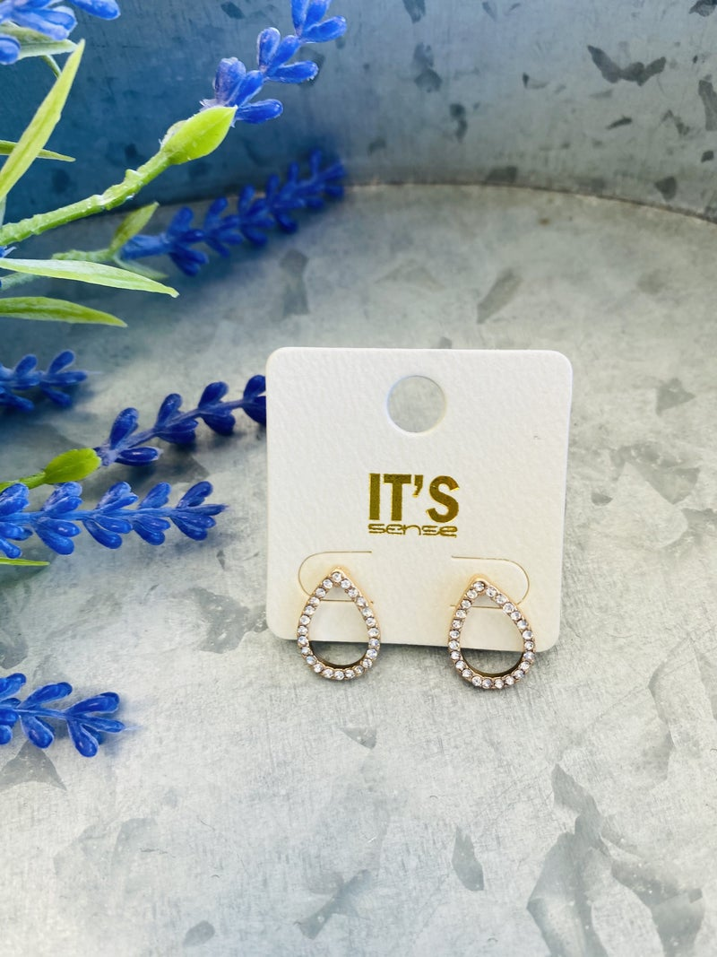 The Emily Earrings ~ 3 Colors