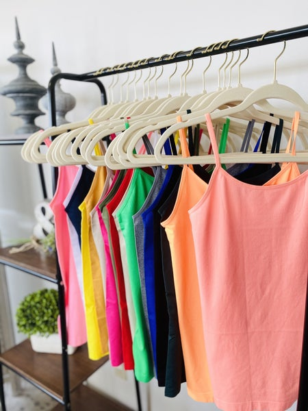 Summer Time Skinny Tank~ 17 Colors
