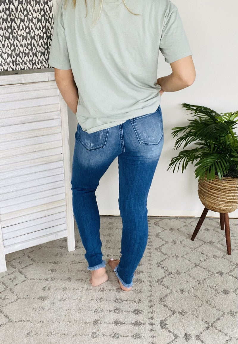 Embrace This Life KanCan Jeans