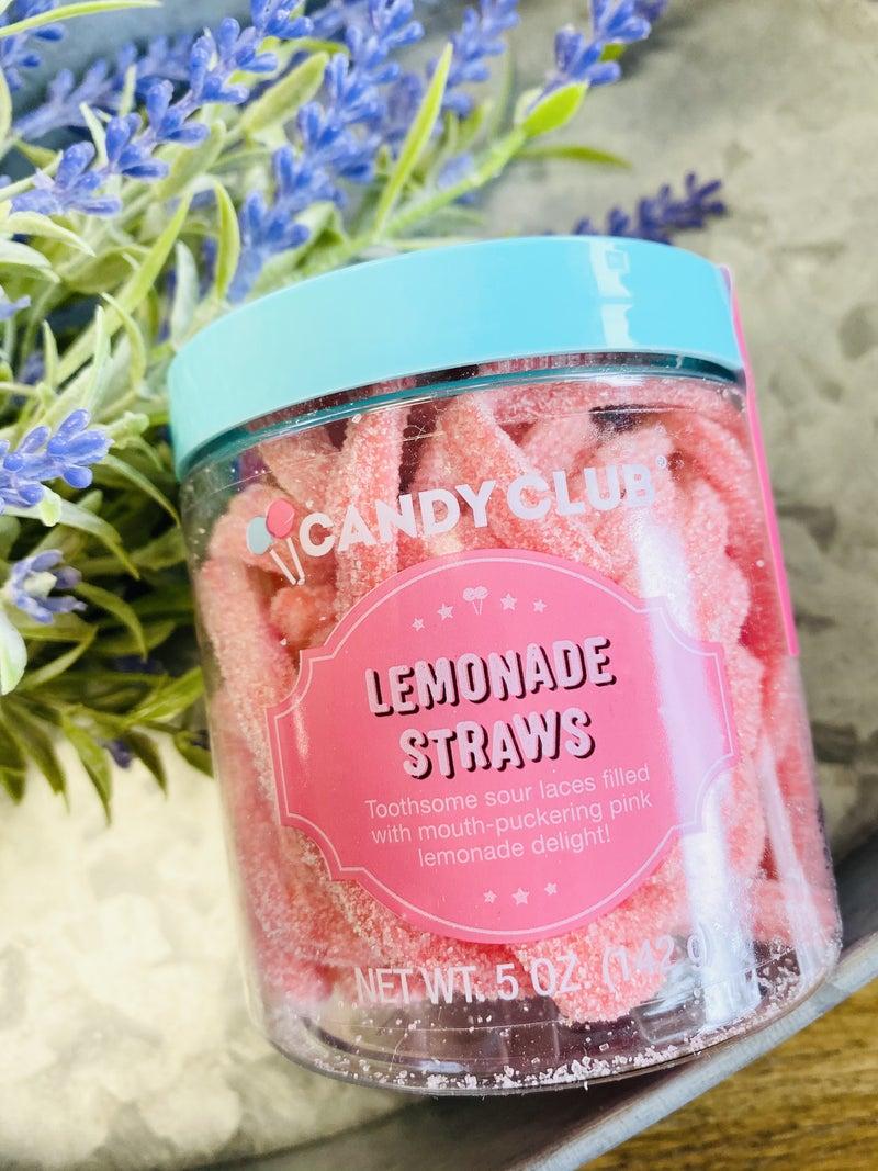 Lemonade Straws
