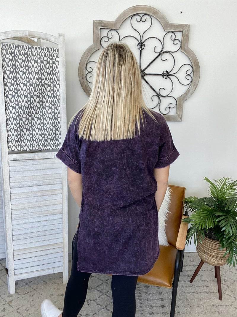 Mineral Moody Top