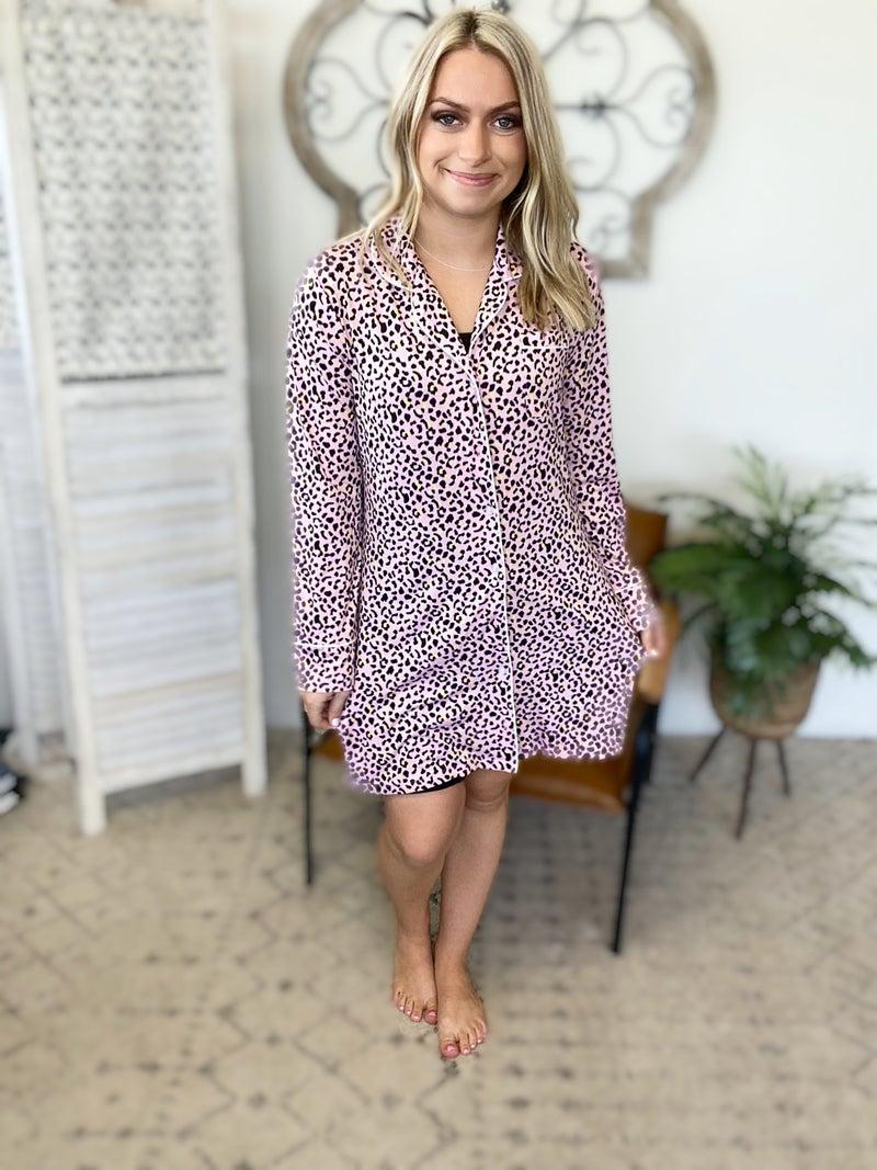 Perfect Pajama Dress