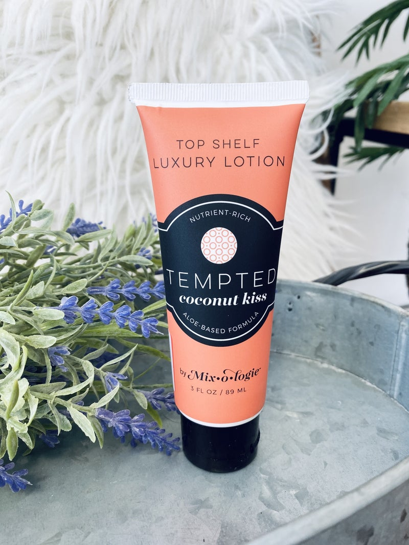 Top Shelf Luxury Lotions- 8 Scents