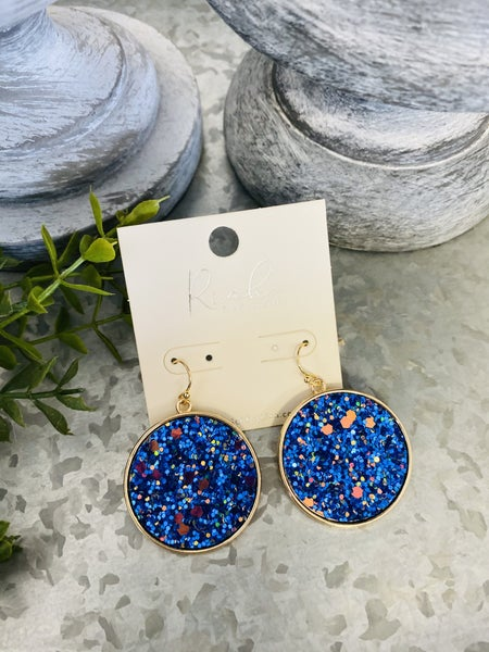 Glamourous Life Earrings~ 6 Colors