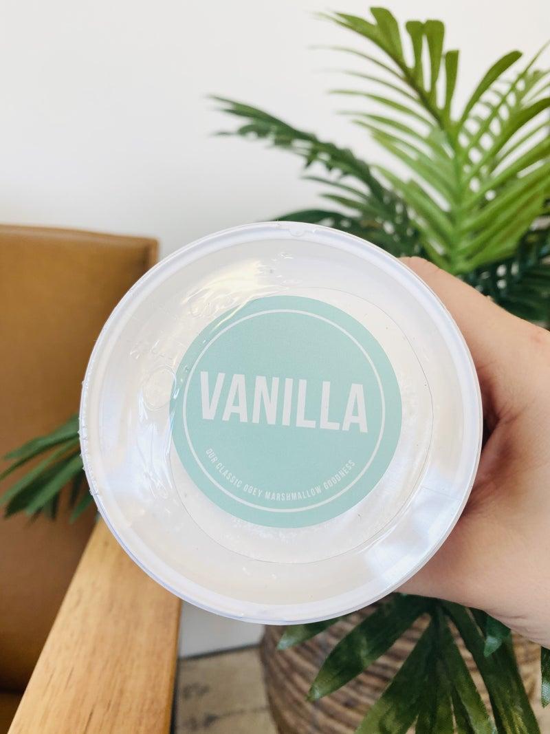 Vanilla Ooey Marshmallow Goodness